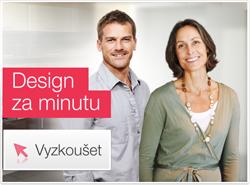 Design za minutu - Vyzkoušet
